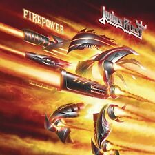 JUDAS PRIEST - FIREPOWER   DELUXE EDITION, HARDCOVER  CD NEU