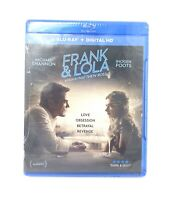 Frank & Lola (Blu-ray Disc, 2017) Brand New Sealed Michael Shannon Imogen Poots