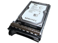 "Dell PowerEdge 500GB 6G SAS 3.5"" Hard Drive 0U717K 0U717K in caddy"