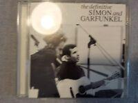 SIMON & GARFUNKEL - THE DEFINITIVE COLLECTION. CD.