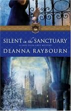 Silent in the Sanctuary: A Lady Julia Grey Mystery by Deanna Raybourn