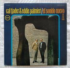 Cal Tjader & Eddie Palmieri - El Sonido Nuevo New Soul Sound (Verve) AUTOGRAPHED