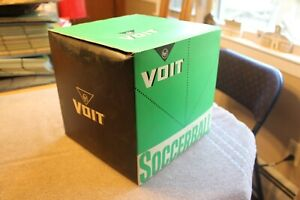 C. 1960's AMF Voit soccer ball (unused in original box) old store stock