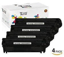 4PK Q2612A INK Toner Cartridge For HP 12A LaserJet 1010 1012 1018 1020 1022 3015