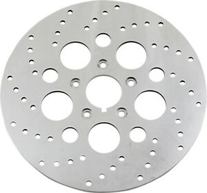 Solid Front Left Brake Rotor 292mm Pro-One Performance 600219
