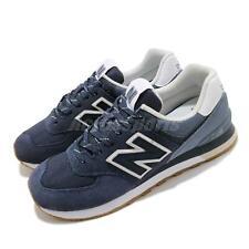 New Balance 574, темно-синие замшевые мужские Encap повседневная обувь Nb образ жизни ML574GRE D
