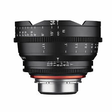 XEEN  14mm T3.1 Ultra Wide Angle Pro Cinema Lens (Canon EF)