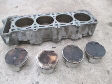 Kawasaki ZX9R E E1 Engine Block and Pistons