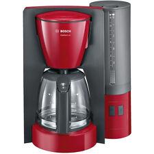 Bosch TKA6A044 Filterkaffeemaschine Comfortline rot Anthrazit