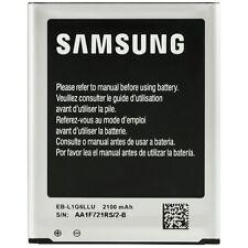 SAMSUNG ORIGINAL AKKU LI-ION I9300 FÜR GALAXY S3 EB-L1G6LLUC BATTERIE 2100mAh