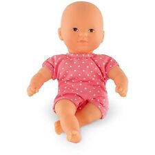 Corolle Mini Calin 8'' Baby Doll in Pink, New
