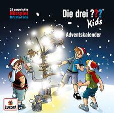 DIE DREI FRAGEZEICHEN ??? KIDS  ADVENTSKALENDER CD