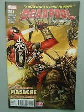 DEADPOOL 3.1 Tres Punto Uno (2016) (vol. 5) - VF+ Marvel