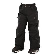 686 Girls Mannual Brandy Snowboard Pant (M) Black