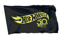 Hot Wheels Flag Banner 3x5 ft Lot Car Super RLC Chevy Man Cave Camaro
