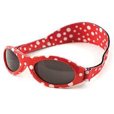 Kids Adventure Banz Sunglasses - Red Dot / Size 2-5 Years