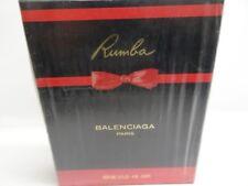 RUMBA BALENCIAGA PARIS .13FL OZ PERFUME+2 SOAPS GIFT SET SEALED VINTAGE ORIGINAL