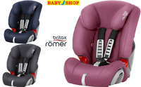 Car seat Britax Römer EVOLVA 1-2-3 forward facing 9-36 kg  brand new