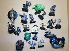 Dungeons and dragons miniatures Mixed Lot 2004