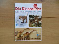 Schleich * Dinosaurier Poster Neuheiten 2012 * 59 x 42 cm Anywhere´s a Playgroun