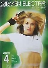 Carmen Electra - Fit To Strip : Vol 4 (DVD, 2005) LIKE NEW CONDITION FAST POST