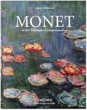 Monet or the Triumph of Impressionism by Daniel Wildenstein (2014, Hardcover)