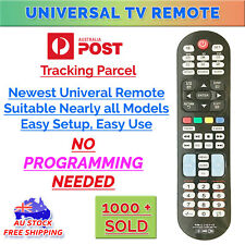 Universal LCD LED HD TV Remote Control For SONY SAMSUNG JVC TCL SHARP & MORE