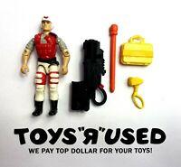 """Lifeline v4 Vintage GI Joe 3.75"""" Action Figure 1994 Hasbro ARAH Rescue Trooper"""
