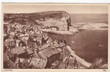 View Over The Rooftops, STAITHES, Yorkshire