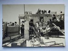 LIBIA colonie Tobruk Commissariato Polizia (?) AOI vecchia foto 19