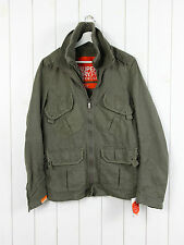 NEW SUPERDRY TAMARIN JACKET  KHAKI ARMY GREEN SIZE S SMALL