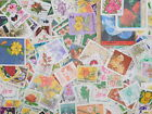 STAMP Topical 《FLOWER》 100pcs lot OFF paper philatelic collection thematic