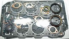 Complete Engine Gasket Set Fiat 1500 S OSCA  incl. oil seals for crankshaft