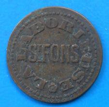 69 Rhône Saint-Fons la laborieuse 5 centimes Elie 15.1