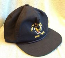 USAF Air Force Pilot Class 44-F 1943-1944 Snapback Baseball Cap Hat w/ Braid