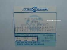 GOD BULLIES / BABES IN TOYLAND 1991 Concert Ticket Stub KALAMAZOO State Theatre