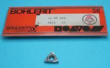 External Carbide Thread Insert 16ER 20W SB10 P10