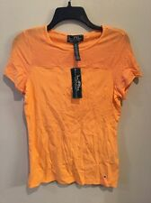 Lauren Ralph Lauren Active Warrant Medium Top Shirt, Cotton, Elastane, Mesh