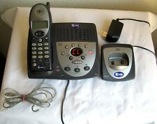 AT&T 2.4 GHz DSS Cordless Handset Answering Machine/Charger Extra Charger L9