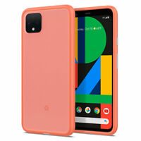 Pixel 4, Pixel 4 XL Case Spigen® [Color Brick] Shockproof Slim Cover