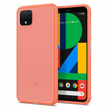 Pixel 4, Pixel 4 XL Case Spigen® [Color Brick] Shockproof Slim Cover