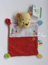 Winnie Puuh Pooh Simba Baby Nicotoy Schmusetuch Schnuffeltuch Kuscheltuch  neu *