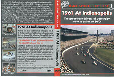 1961 Indianapolis 500 - A.J. Foyt, Eddie Sachs now in DVD in Color!
