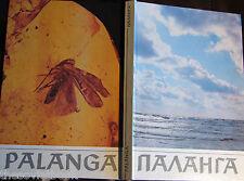 Palanga Lithuania Vintage  Photo album 1989