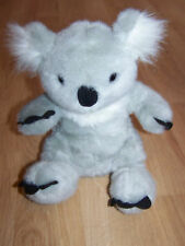 "Build A Bear BABW BAB Gray Grey Koala 12"" Plush Stuffed Animal Toy EUC"