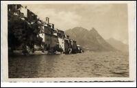 Vintage Postcard Gandria ~1930 Herbert Rüedi Verlag Photo-House Lugano