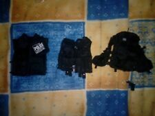 1/6 black vest chalecos militar bbi soldier story hot toys