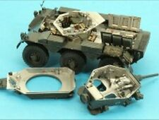 1/35th Accurate Armour British Saladin Mk-2 armored car w/interior