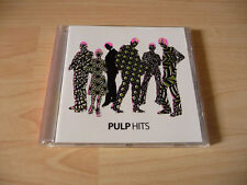 "CD PULP-HITS - 2002 ""incl. discoteca 2000 + Common People"