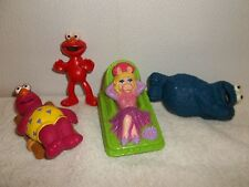 Muppets Sesame Street Cake Topper Or Toy Figures